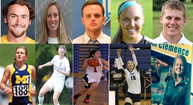 Waterford Student-Athletes Complete 4-years College Eligibility