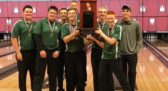 Boys Bowling Wins Tournament