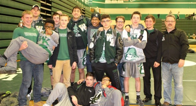 Kettering Wrestling Successful at Oakland County Meet