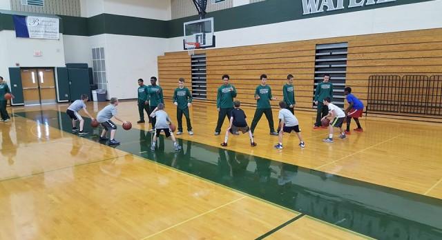 Kettering Boys Basketball Holiday Break Clinic