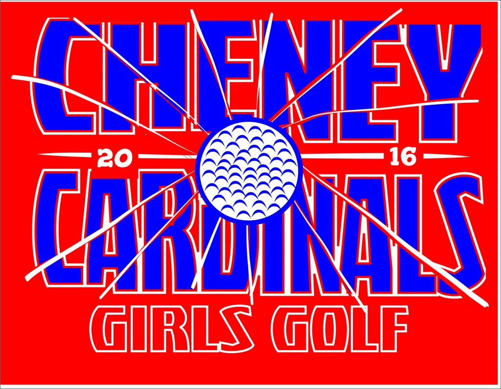 Cheney High School Girls Golf 2016