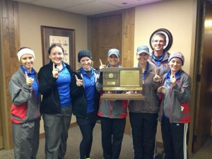 Cheney Girls Golf