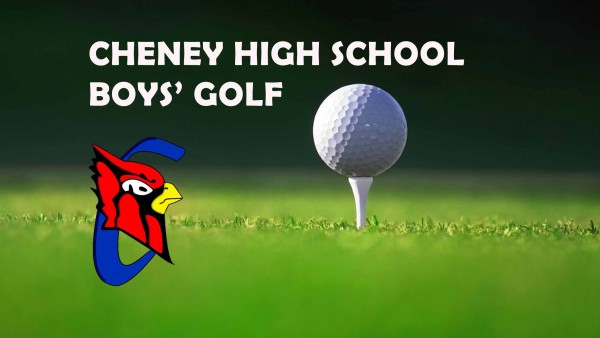 Cheney High School golf