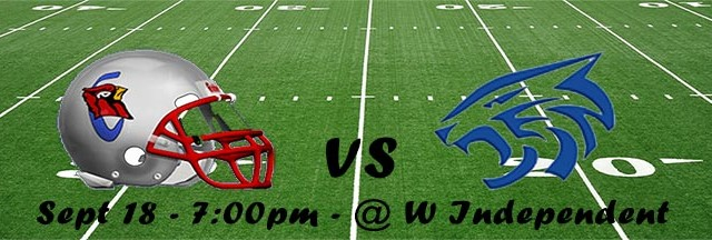 CHS Football To Take On the Panthers
