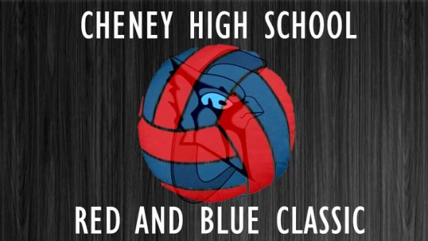Red and Blue Classic Banner