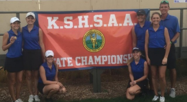 Sixth Place State Finish for Lady Cardinals