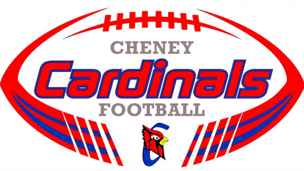 Cheney football logo 17
