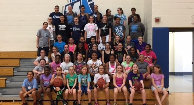 Mott Hosts Summer Camps