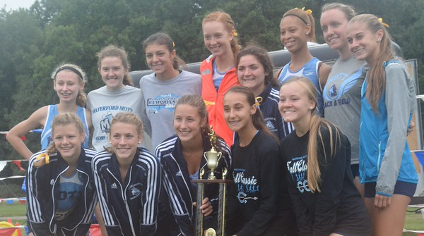 Mott Cross Country Gears Up for Regionals
