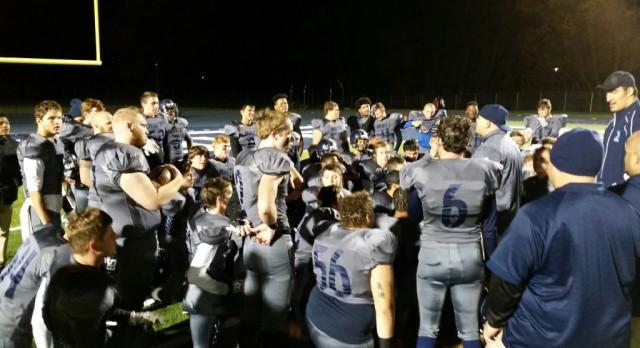Congratulations Mott Football- Playoff Bound!