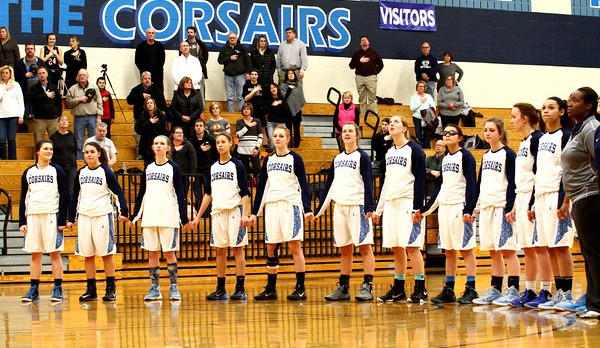 """mott girls Waterford riding the wave of positive momentum brought to them by their team mascot, """"lonzo,"""" the waterford mott girls basketball team improved to 5-0 on the young season with a 30-27 win over rival waterford kettering on friday."""