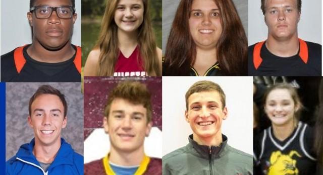 More Former Mott Athletes as Freshman Collegiate Athletes