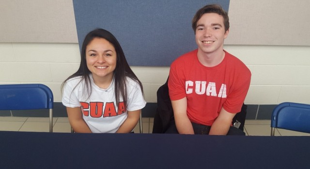 K. Loza and J. Course Will Attend Concordia