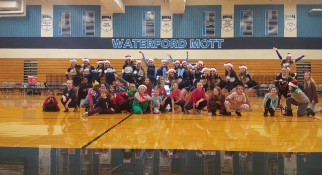 Dance Hosts Holiday Family Night