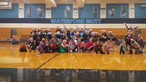 Mott kids dance holiday