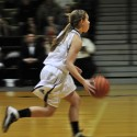 2013-2014 Lady Zebra Basketball vs CGA