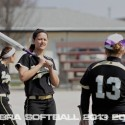 RHS SOFTBALL Victory Vs. Carroll Cougars 4/12/14
