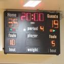 RHS JV Girls Basketball Win Northfield 1/31/15