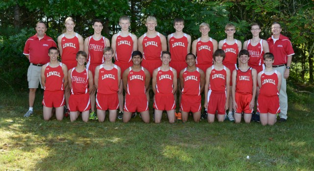Lowell High School Varsity Cross Country takes 6th place