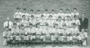 1952 Lowell Baseball
