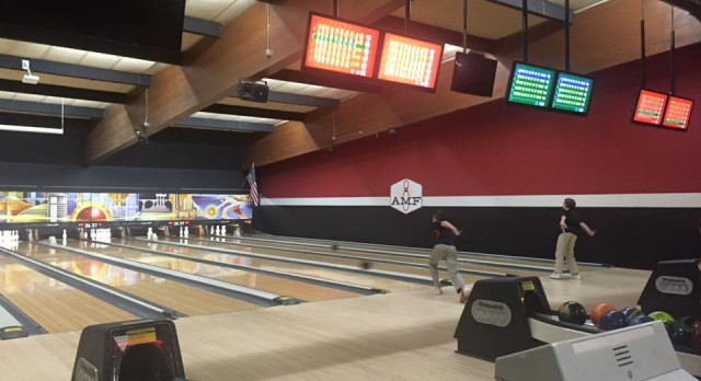 Boys and Girls Bowling Showcase Their Skills Despite Losses to Northview