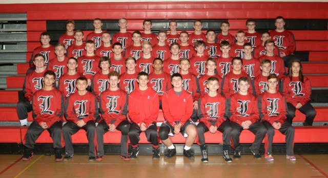 Lowell Wrestling Defeats FHN 76-6 in District Championship