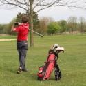 Lowell Varsity Boys Golf Defeats Belding (5/9)