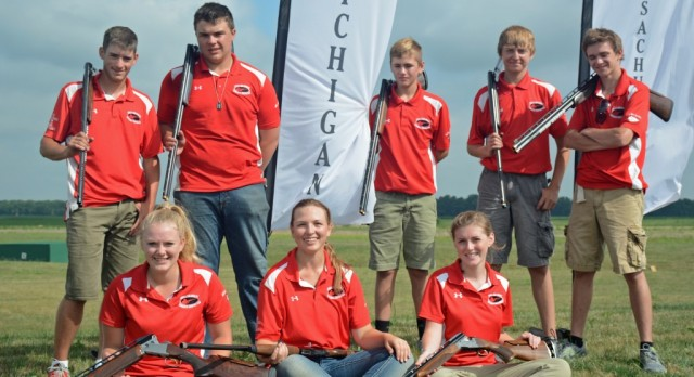 National Title Highlights Busy Summer For LHS Shooting Team