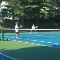 Varsity Boys Tennis vs. West Catholic (8/17)