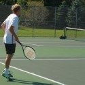 Varsity Tennis vs. Cedar Springs (8/31)