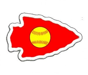 Lowell Softball Logo