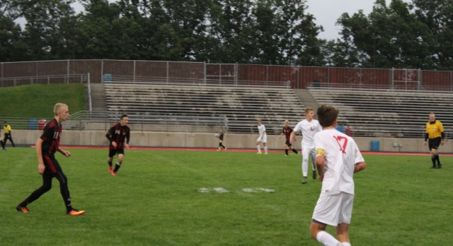 Lowell Soccer Hosts FHC on Thursday