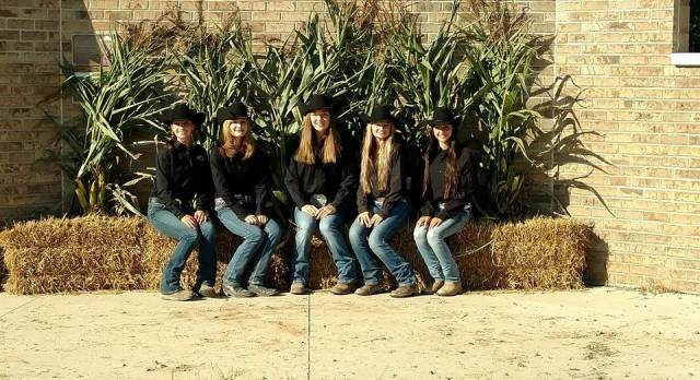 Lowell Equestrian Dominates Division C Districts