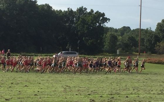 Lowell High School Girls Varsity Cross Country finishes 4th place