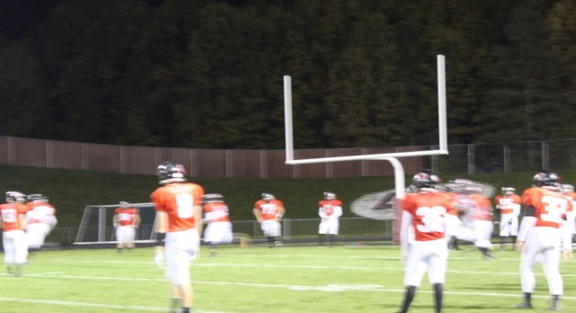 Lowell High School Varsity Football beat Northview High School 51-22