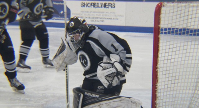 Lowell-Caledonia Hockey Advances to Regional Finals