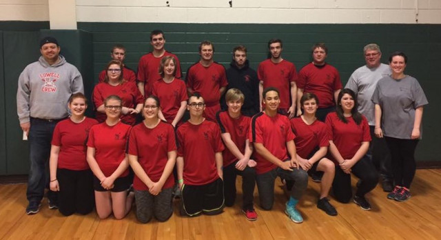 Red Arrow Crew Competes at FHC