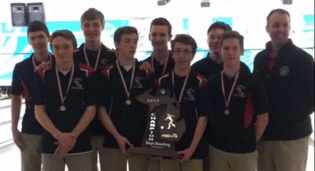 Lowell Boys Bowling Rewrites History by Winning State Championship