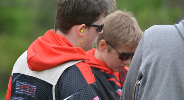 Lowell Shooting Team at 2017 SCTP American Team National Championships