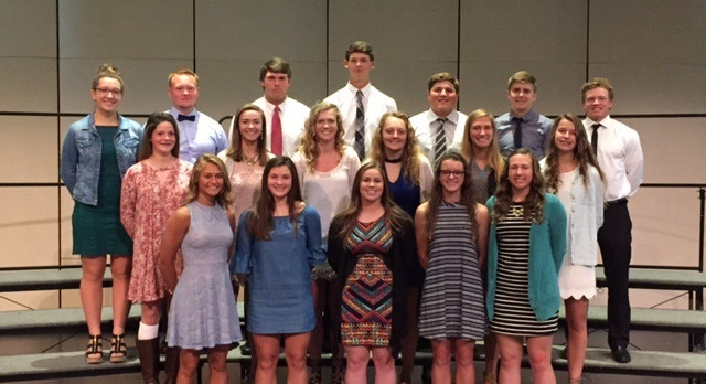 OK White Spring All Conference Athletes Named