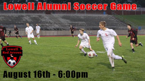 Soccer Alumni