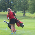 JV Girls Golf vs. Rockford (8/28/2017)