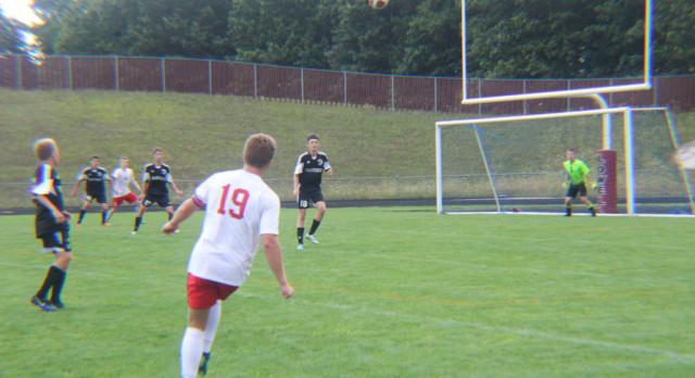 Lowell High School Boys Varsity Soccer beat Forest Hills Eastern High School 5-0