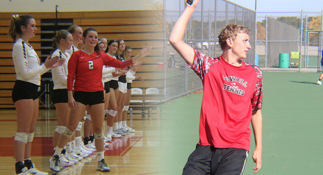 Senior Student-Athletes of the Week – Jarrett Duimstra and Jillian Fidler