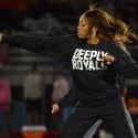 Deeply Royal at EP Football Game