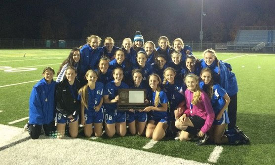 Girls Soccer to STATE!!!!  Information
