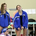 Varsity Girls Swimming 10-10-2014 Sections @ Edina