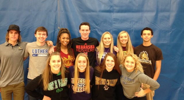 National Signing Day – Fall 2014