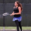 2014 Varsity Girls Tennis vs DeLaSalle-2