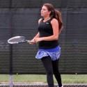 2014 Varsity Girls Tennis vs DeLaSalle-2